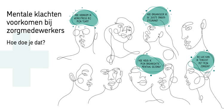 Leidraad Mentale klachten voorkomen bij zorgmedewerkers