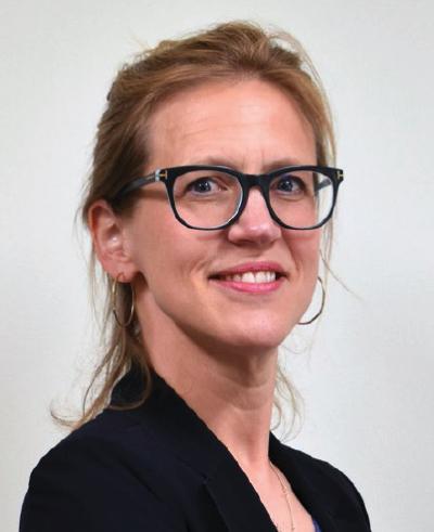 Frederieke Schaafsma, bijzonder hoogleraar arbeids- en bedrijfsgeneeskunde