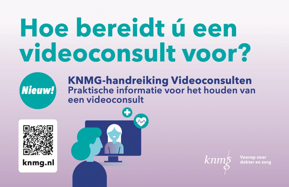 KNMG Handreiking Videoconsulten