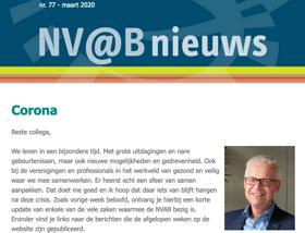 NVAB Nieuws 77 - maart 2020