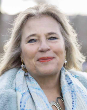 Wanda de Kanter, longarts en mede-oprichter Stichting Rookpreventie Jeugd