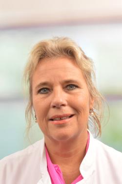 Wanda de Kanter, longarts, opichter Stichting Rookpreventie Jeugd